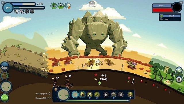 Reus, el juego de los dioses gigantes, salta a PlayStation 4 y Xbox One