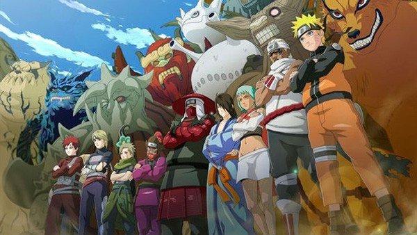 Naruto Online confirma su salida en Occidente