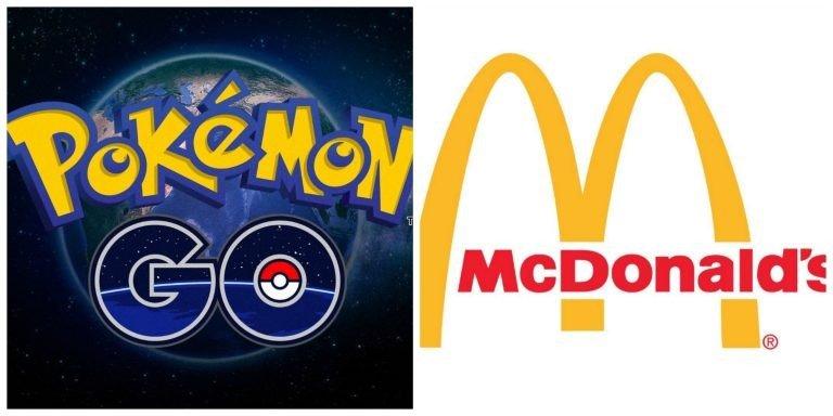 Pokémon GO estaría preparando una alianza con McDonalds para sus poképaradas