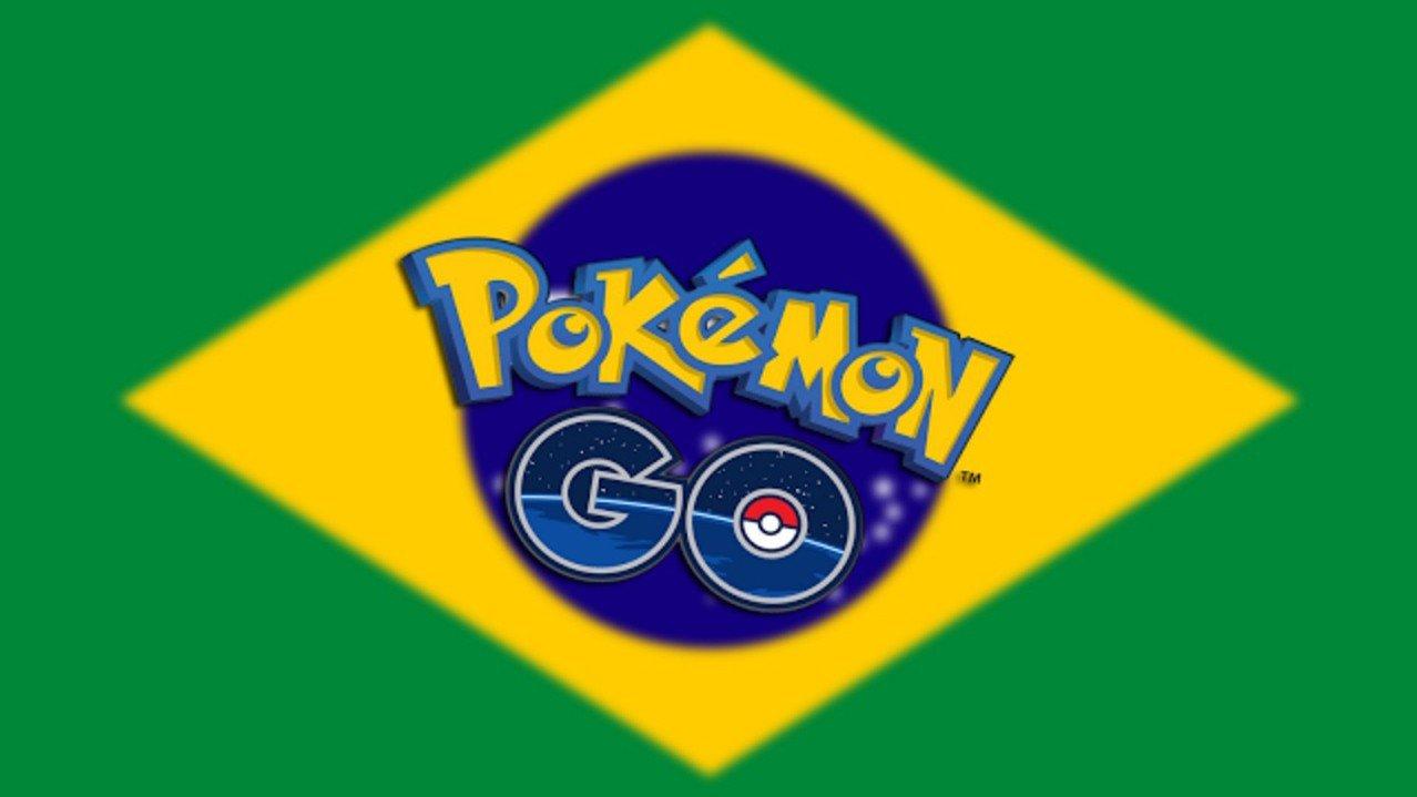 Pokémon GO: Brasil pide que el juego se lance antes de que comiencen los Juegos Olímpicos