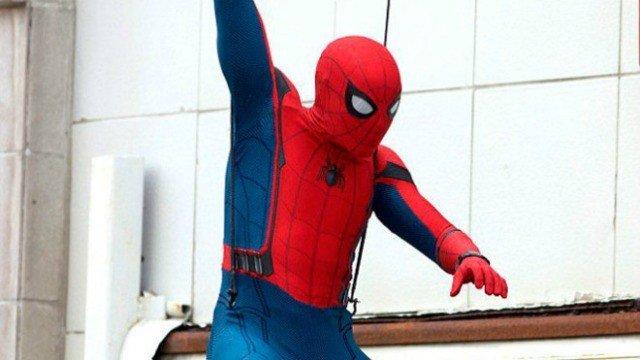 Spider-Man: Homecoming: Así se captura la expresión facial de Tom Holland