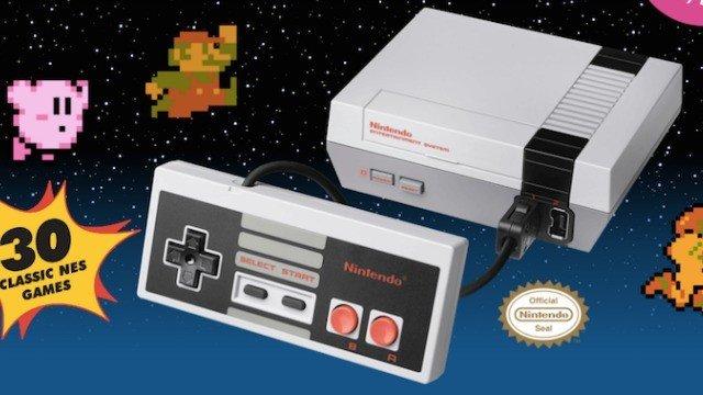 La NES Mini solo correrá sus 30 juegos preinstalados