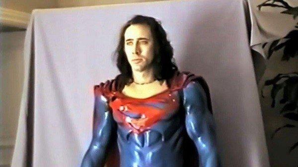 Superman: Las cinco películas del superhéroe que el mundo no conoció