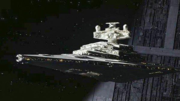 Star Wars: Rogue One presenta los diseños de sus naves