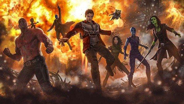 Guardianes de la Galaxia Vol. 2 presenta a Mantis en sociedad