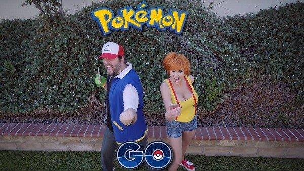 Pokémon GO y el opening del anime se juntan en esta hilarante parodia