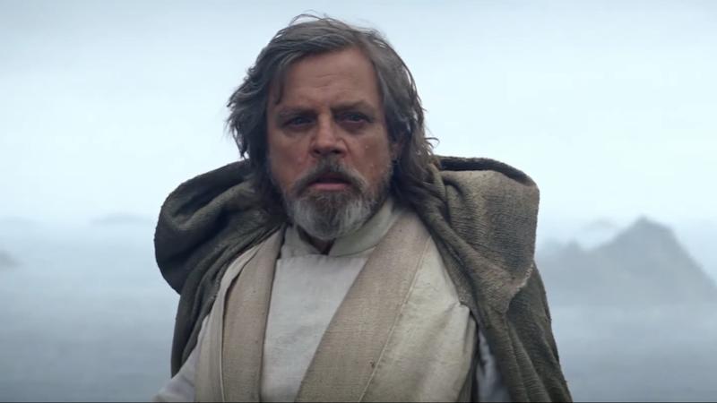 Star Wars: Los Últimos Jedi: Mark Hamill dice que es posible que Luke Skywalker se pase al Lado Oscuro