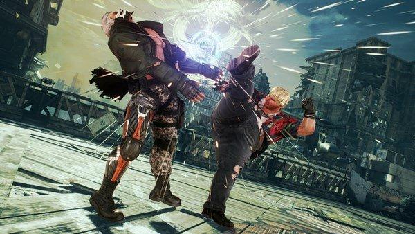 Tekken 7: su creador habla sobre el juego cruzado