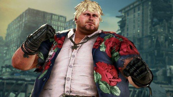 Tekken 7: Harada confirma la inclusión de Bob y Master Raven