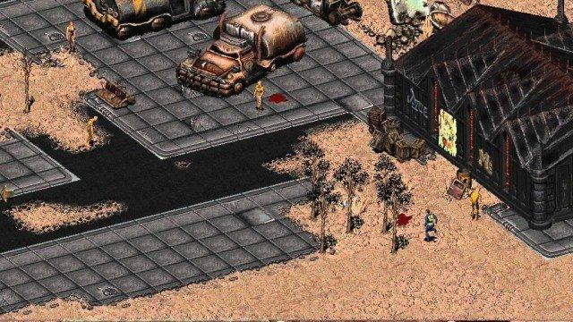 Un mod para Fallout 2 devuelve la saga a sus orígenes