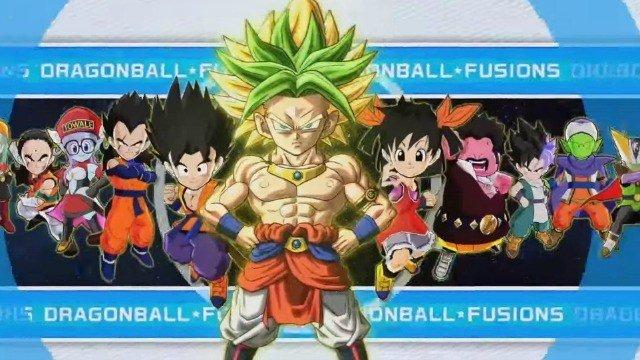 Dragon Ball Fusions presenta sus fusiones a ritmo de rap
