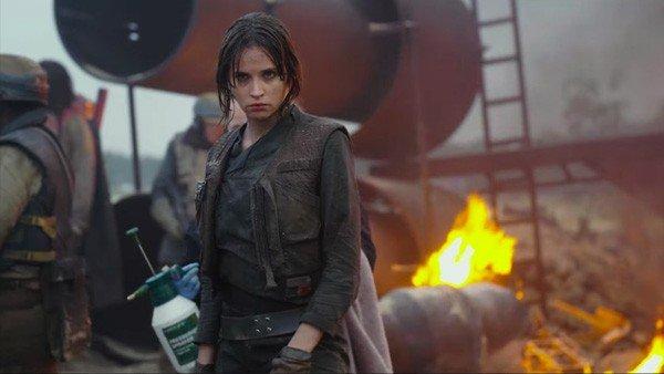 Star Wars: Rogue One ya tiene su primera figura de acción