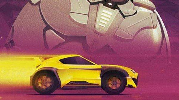 Rocket League: Ya puedes reservar la banda sonora del juego en vinilo