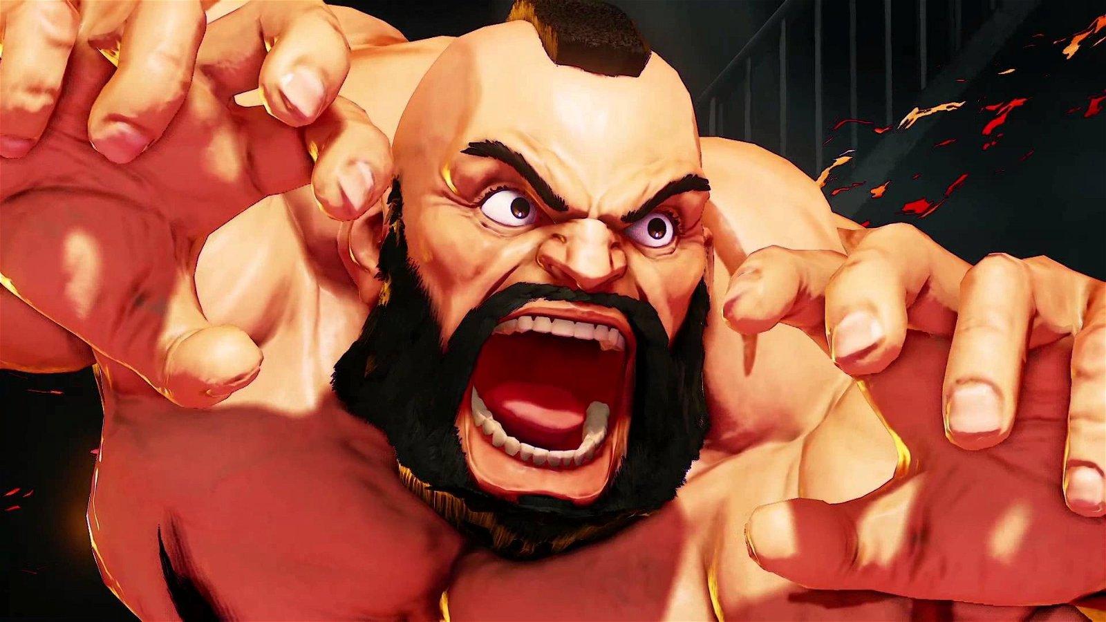 Street Fighter V: Este espantoso cosplay de Zangief te quitará las ganas de pelear