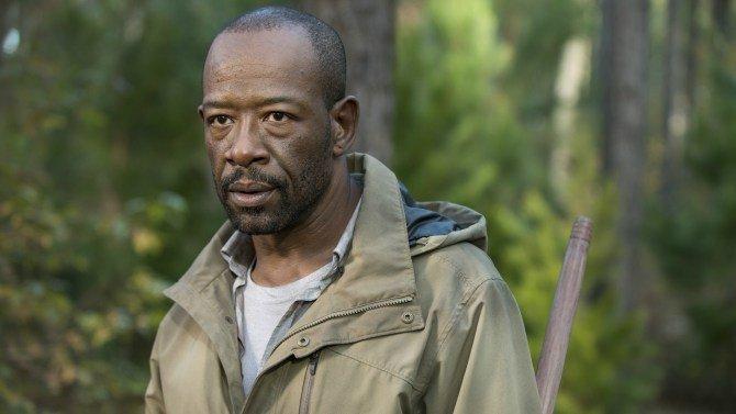The Walking Dead muestra una imagen de Morgan en la séptima temporada