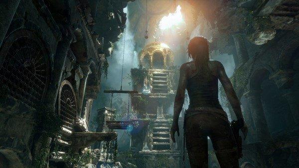 Rise of the Tomb Raider funcionará, como mínimo, a 1080p y 30fps en PlayStation 4