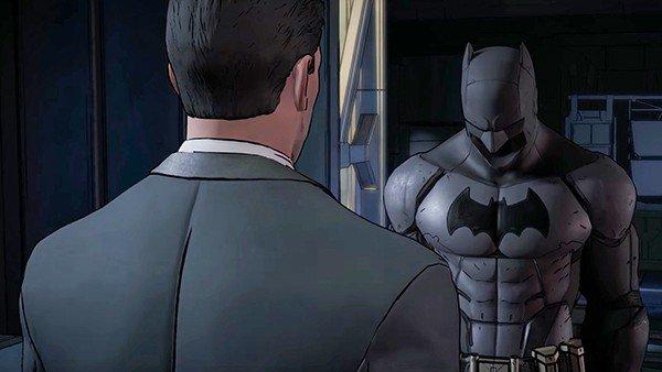 Batman: The Telltale Series puede jugarse gratis en Windows 10