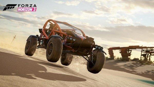 Forza Horizon 3 comienza a aplicar baneos de hasta 30 años