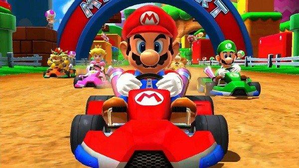 Jugar a Mario Kart nos hace mejores conductores