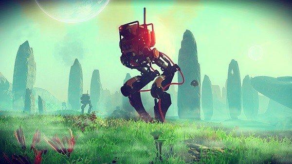 No Man's Sky desvela su sistema de combate en un vídeo