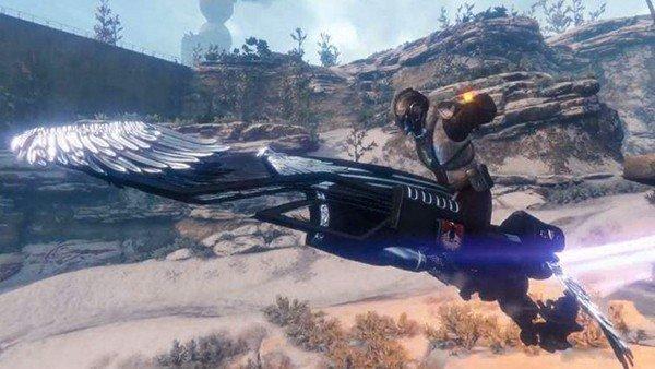 Destiny: Los Señores de Hierro confirma un vehículo inspirado en el Gjallarhorn