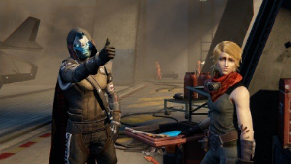 Destiny 2 resetará los personajes del primer juego