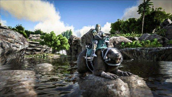 ARK: Survival of the Fittest se retrasa en PlayStation 4