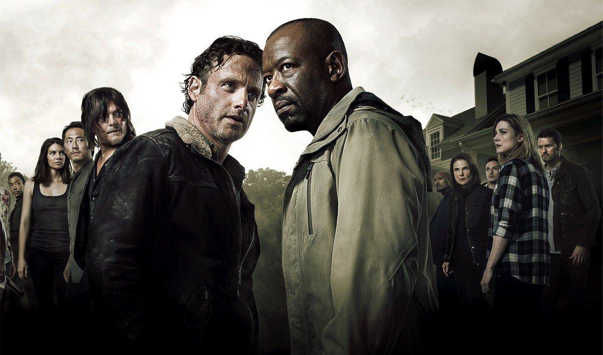 The Walking Dead: Unas imágenes del rodaje introducen a uno de los nuevos personajes