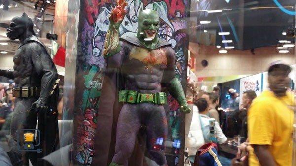 Escuadrón Suicida: El Joker podría tener su propio traje de Batman