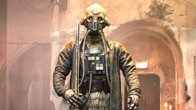 Star Wars: Rogue One revela un nuevo personaje