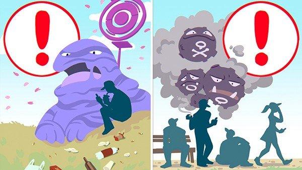 Pokémon GO: La pantalla de carga ya tiene sus propios fanarts