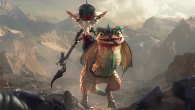 League of Legends presenta a Kled, su nuevo campeón