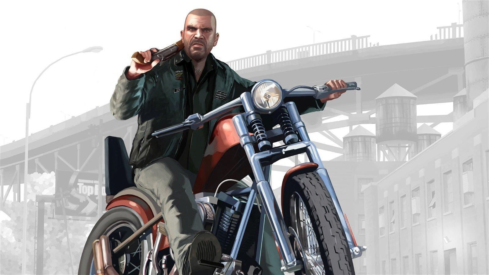 Grand Theft Auto Online podría tener un DLC de motos