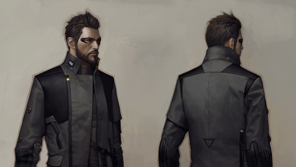 Deus Ex: Mankind Divided enseña su arte conceptual