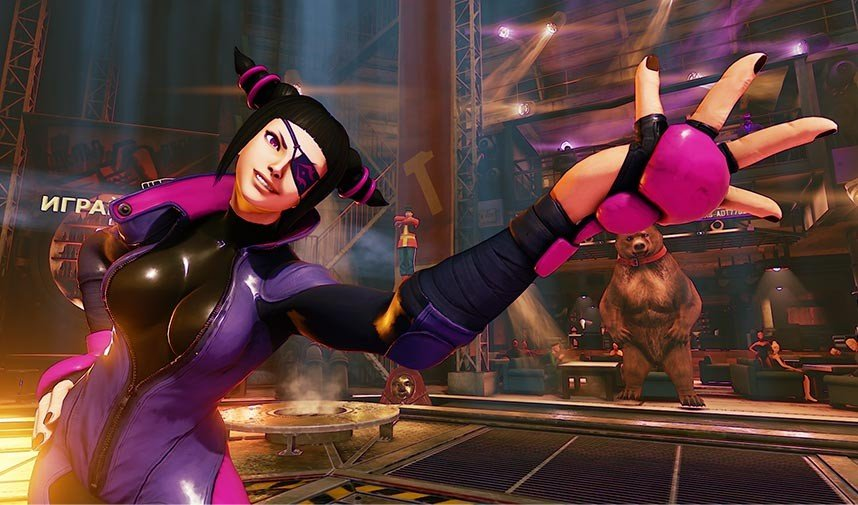 Street Fighter V incorpora a Juri a su plantel de luchadores