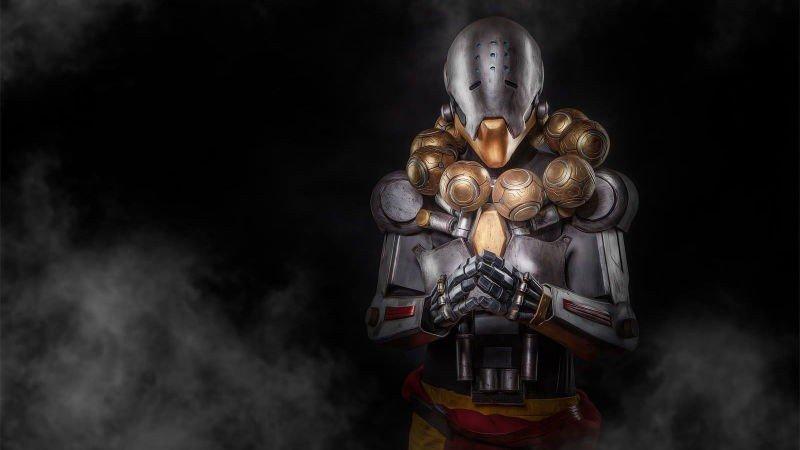 Overwatch: Este cosplay de Zenyatta te alegrará el día