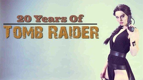 Tomb Raider: Playboy también celebra los 20 años de Lara Croft
