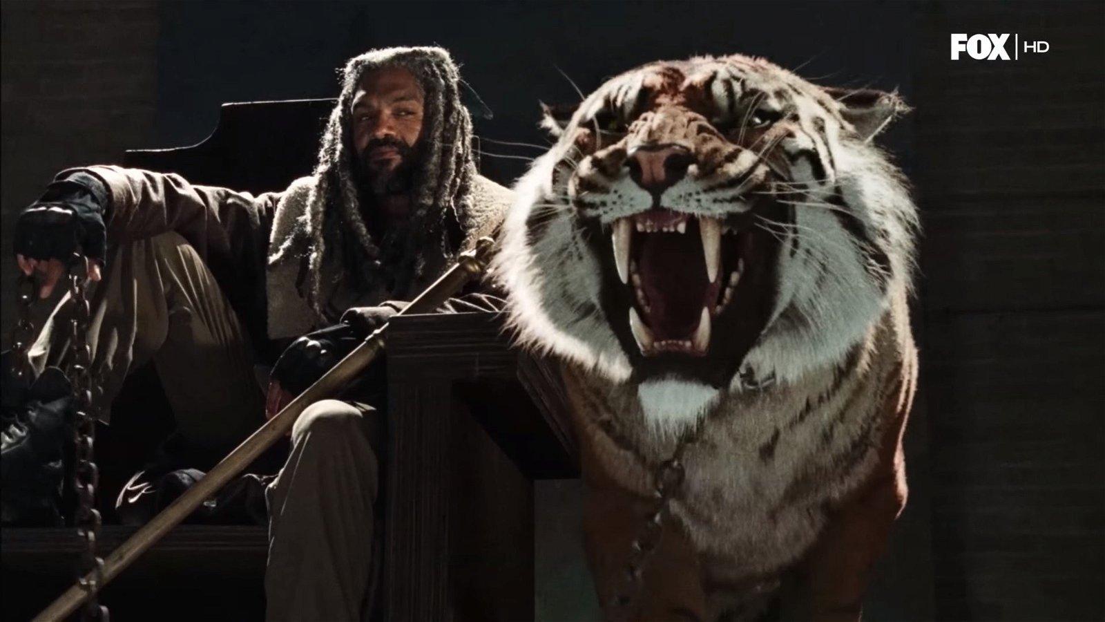 The Walking Dead presenta el primer tráiler de su séptima temporada
