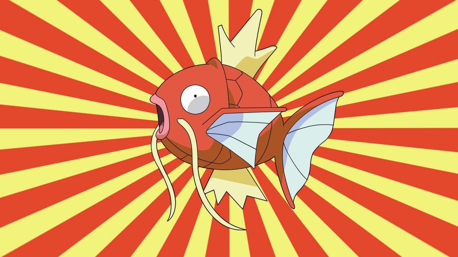 Pokémon: Magikarp muestra su otra cara en estos fanarts