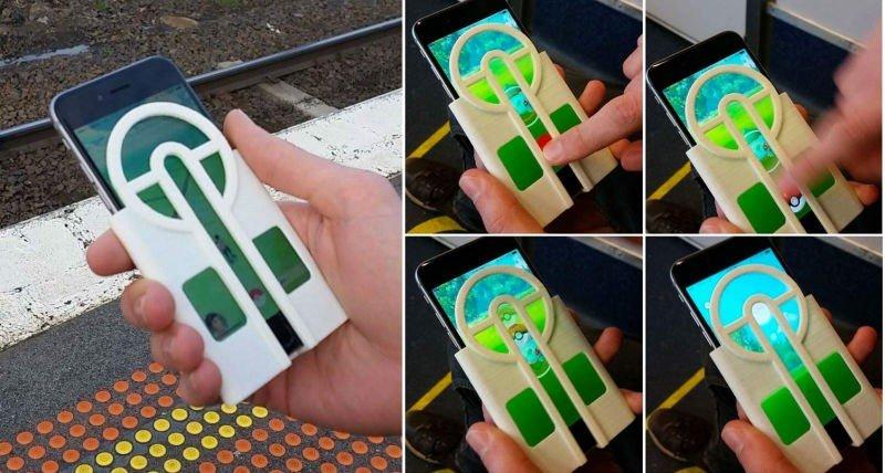 Pokémon GO: Esta carcasa de iPhone hace mucho más fácil capturar criaturas