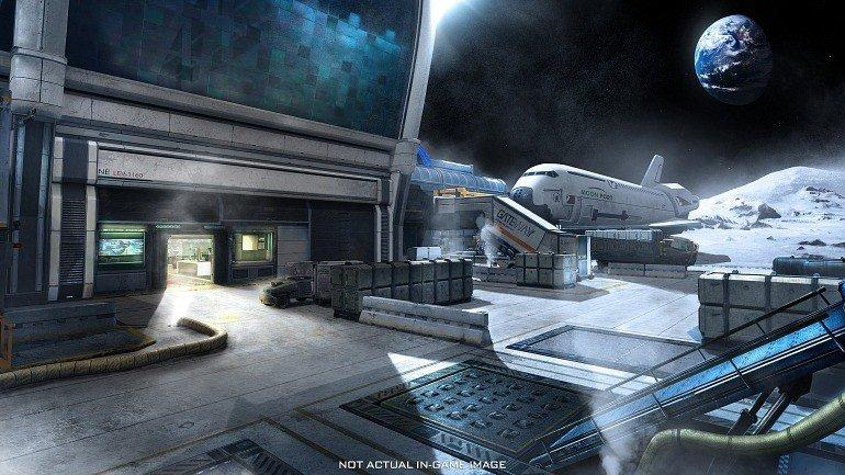 Call of Duty: Infinite Warfare contará con el mapa Terminal de Modern Warfare 2