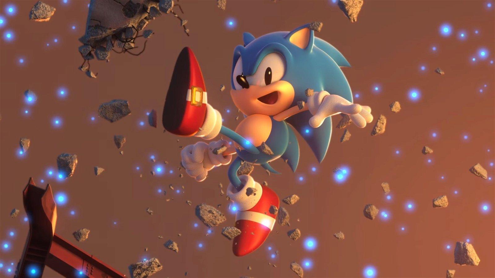 Project Sonic 2017 llegará a la nueva generación de consolas y Nintendo NX