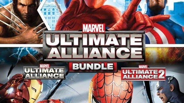 Marvel: Ultimate Alliance aterriza en consolas de nueva generación