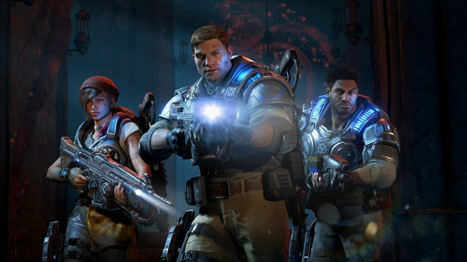 Gears of War 4 tendrá hasta 28 configuraciones diferentes en su versión de PC