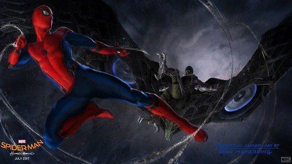 Spider-Man: Homecoming confirma al villano de la película
