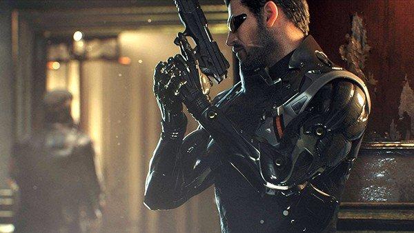 Deus Ex: Mankind Divided ya es Gold