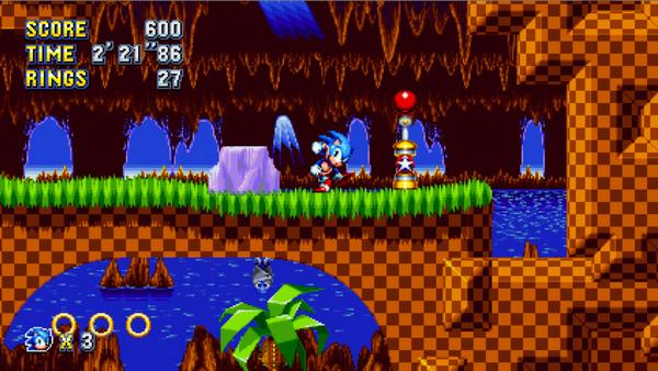 Sonic Mania: SEGA niega que el juego vaya a sufrir ningún retraso en su lanzamiento