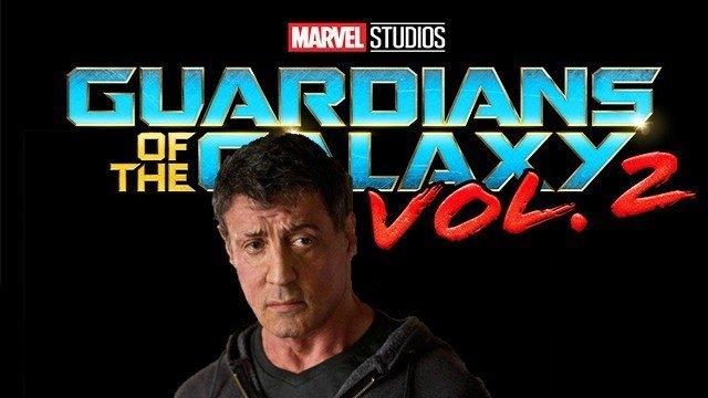 Guardianes de la Galaxia Vol. 2 da detalles de los personajes de Sylvester Stallone y Michael Rosenbaum