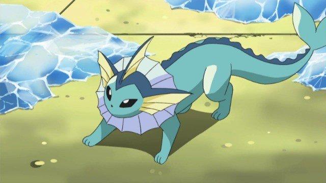 Pokémon GO: Sus jugadores están obsesionados con Vaporeon