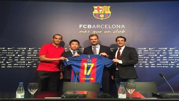 Pro Evolution Soccer 2017: Konami y el F.C. Barcelona firman un acuerdo de tres años